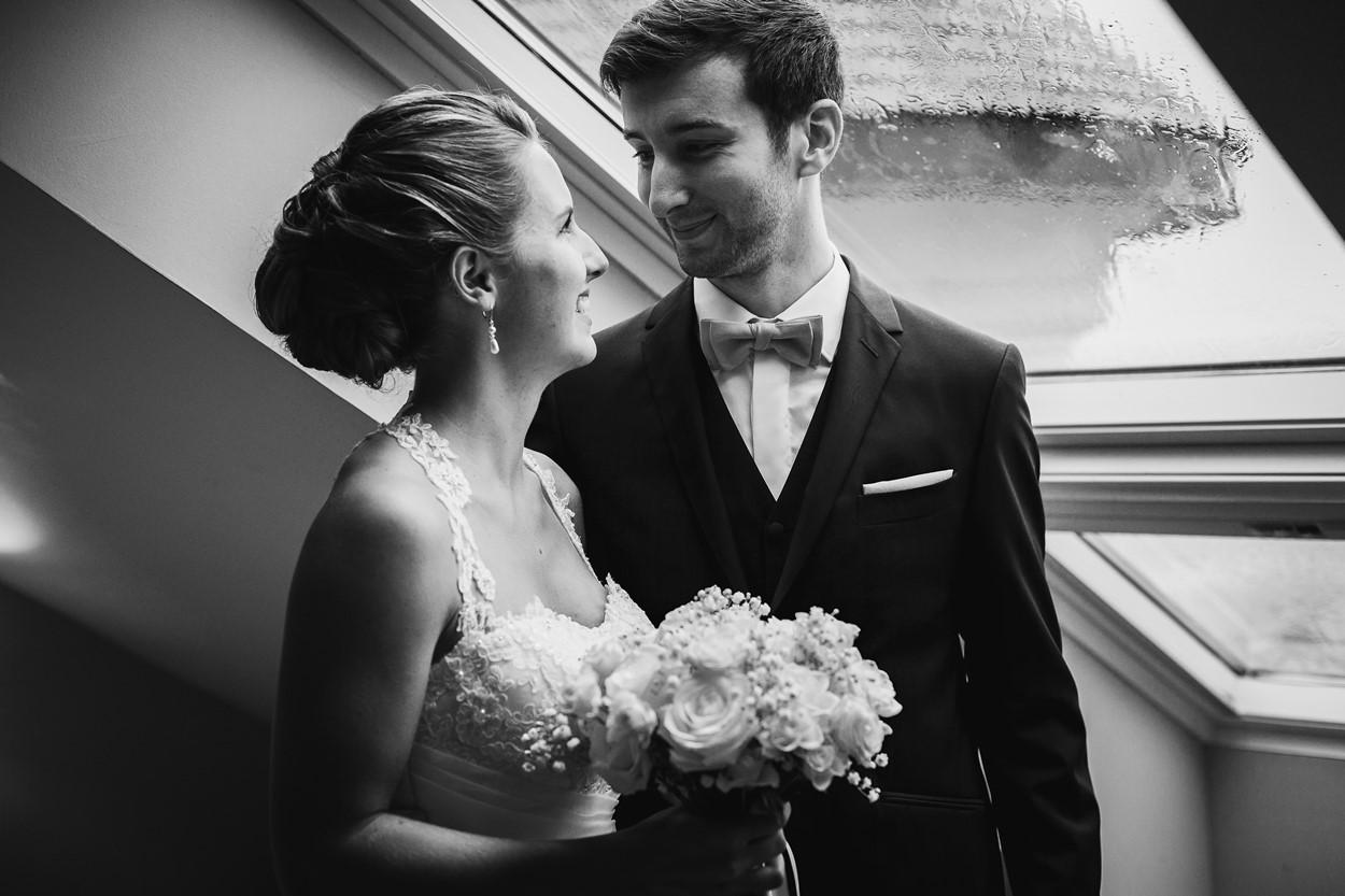 Regards mariés