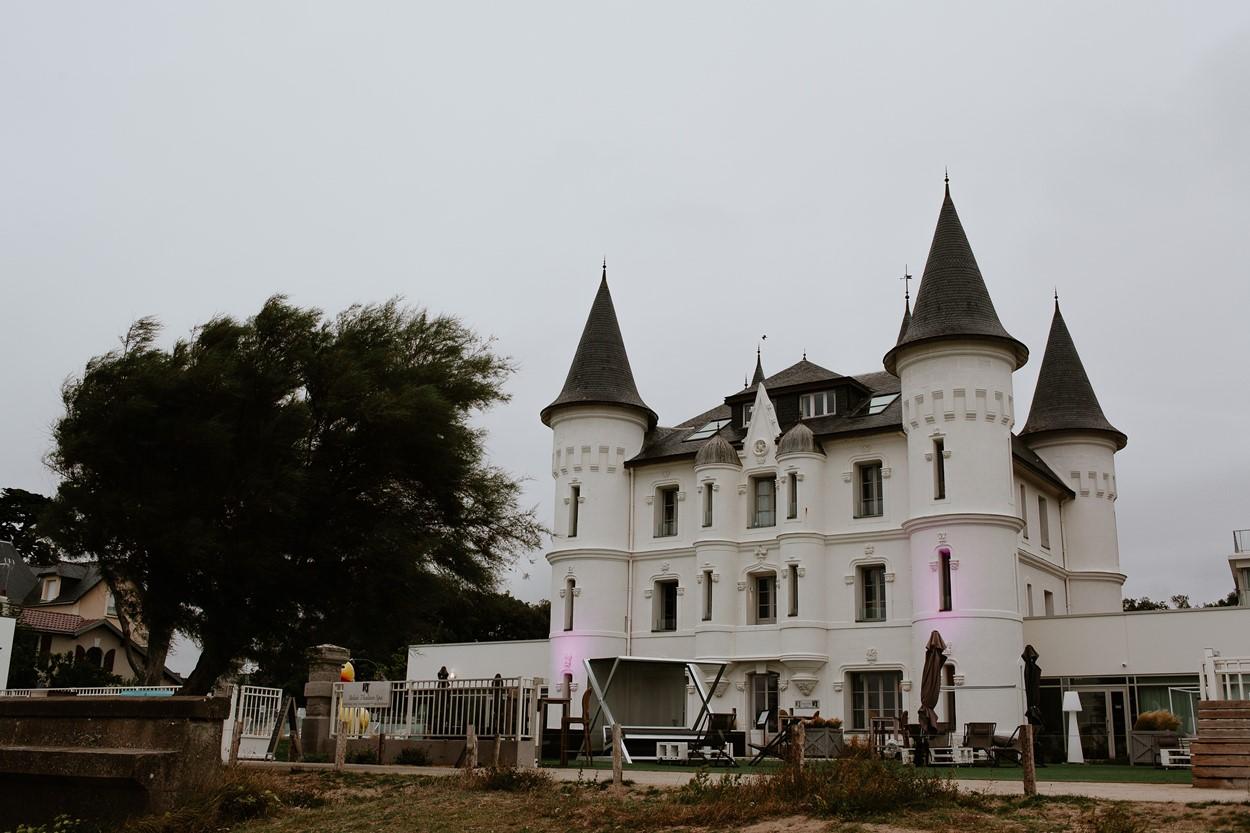 Château des Tourelles Pornichet