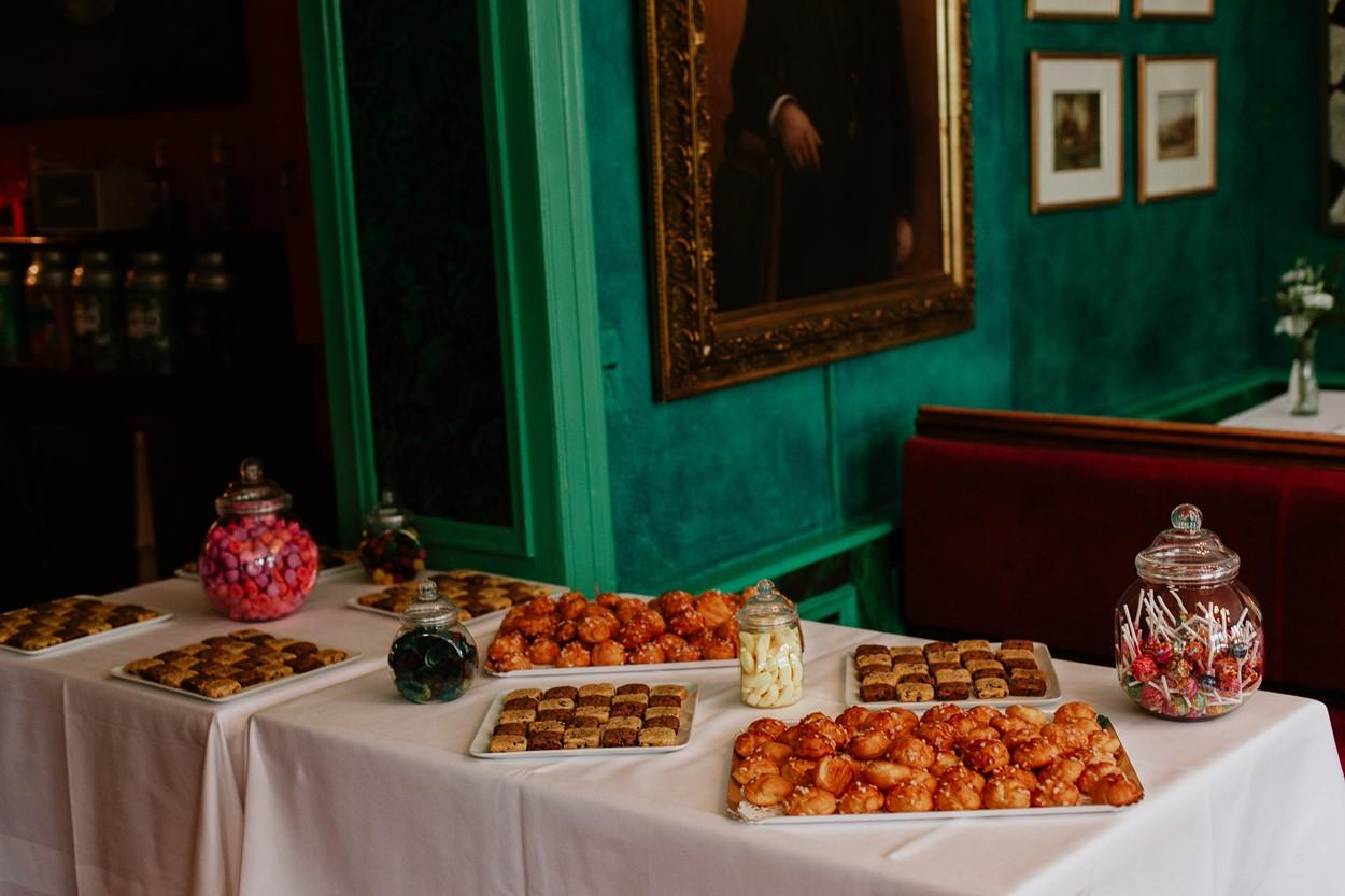 buffet sucré mariage st-christophe la baule