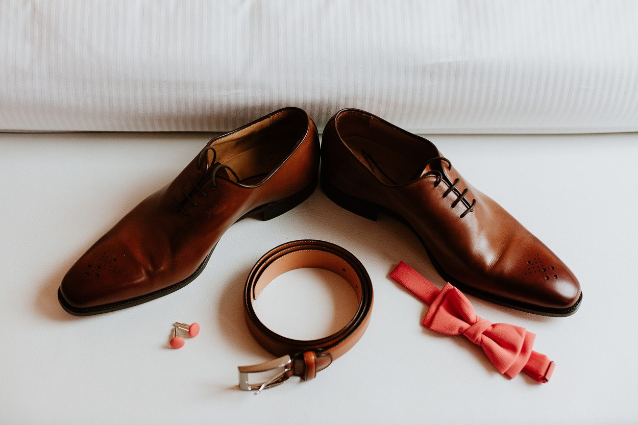 Accessoires marié
