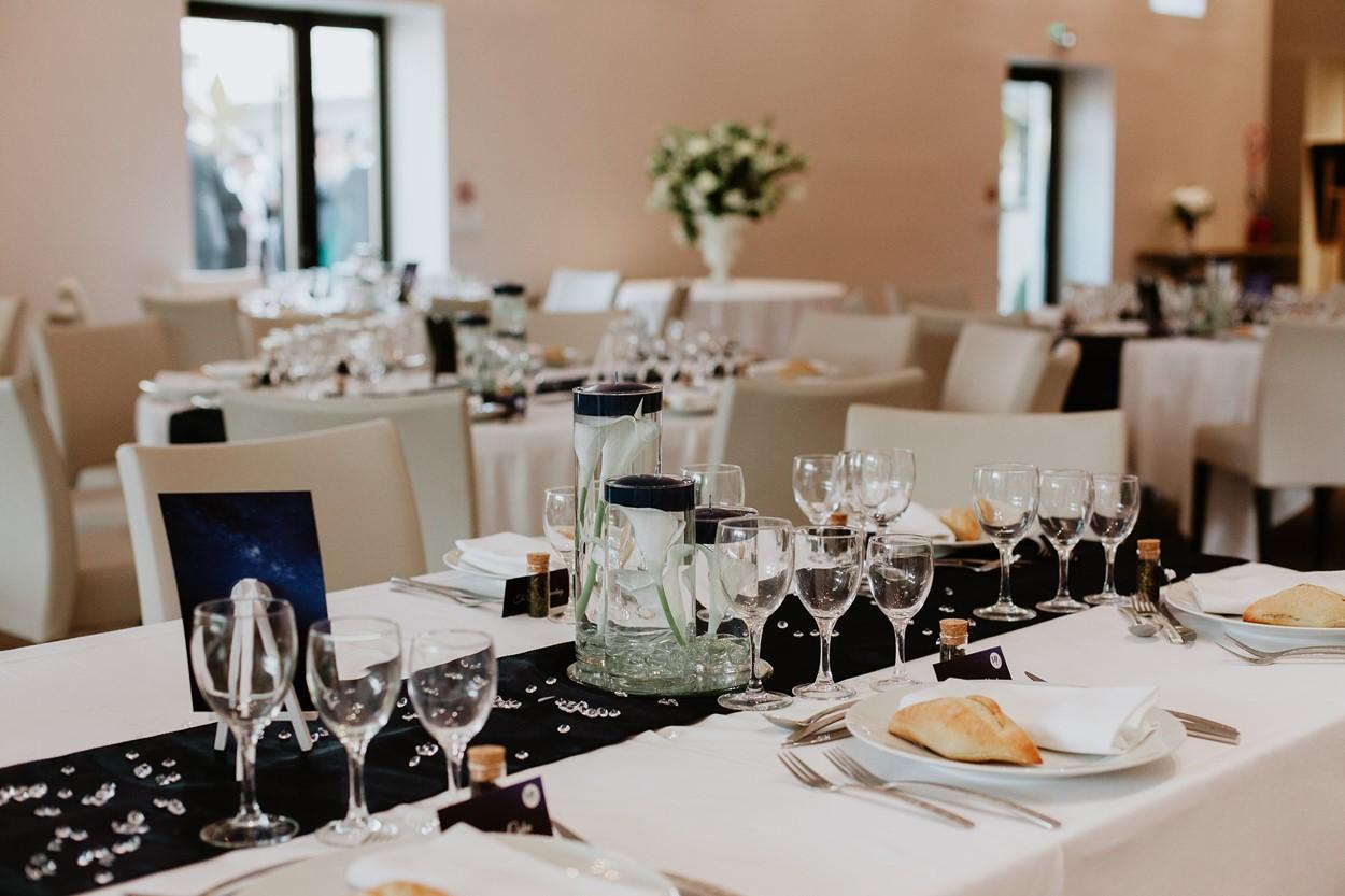 table mariés ferme lauvergnac