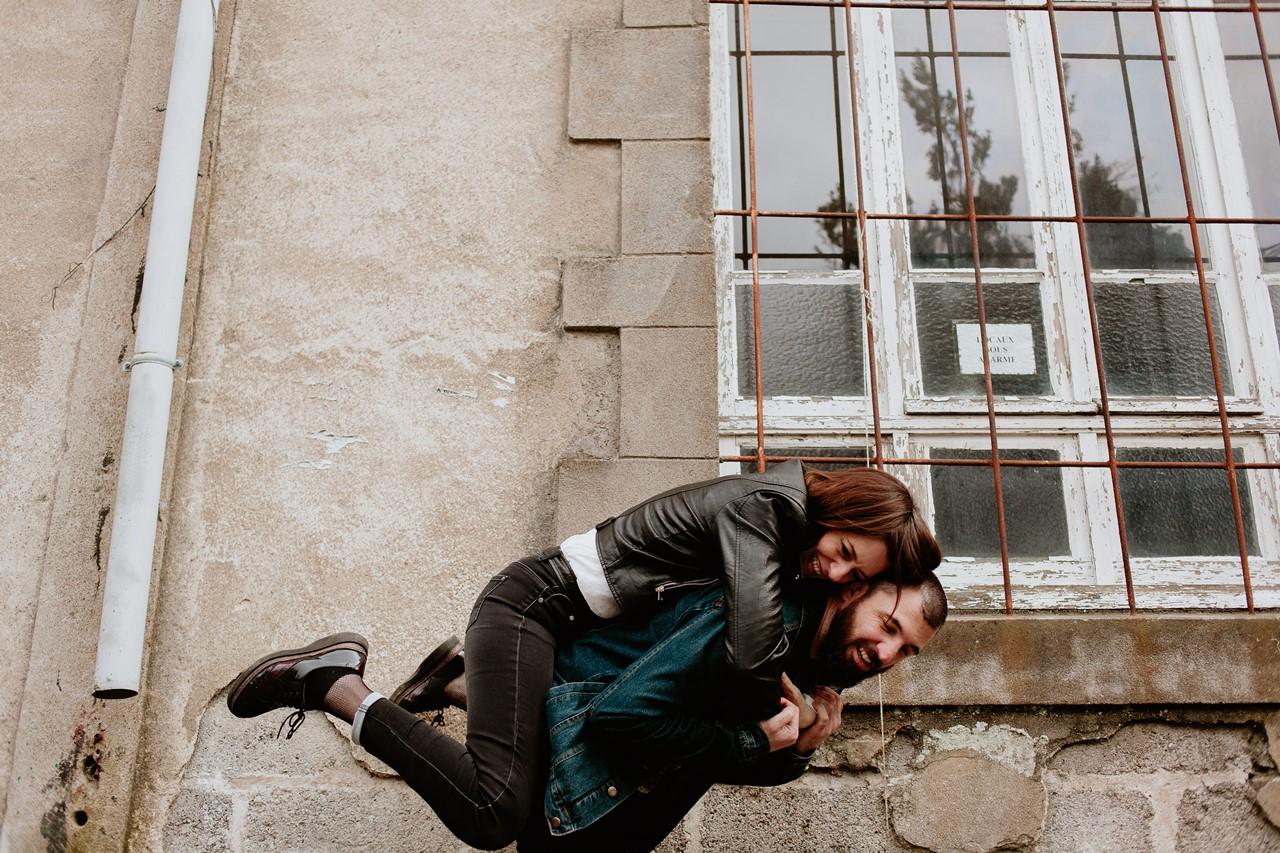 séance couple rock nantes fun rue