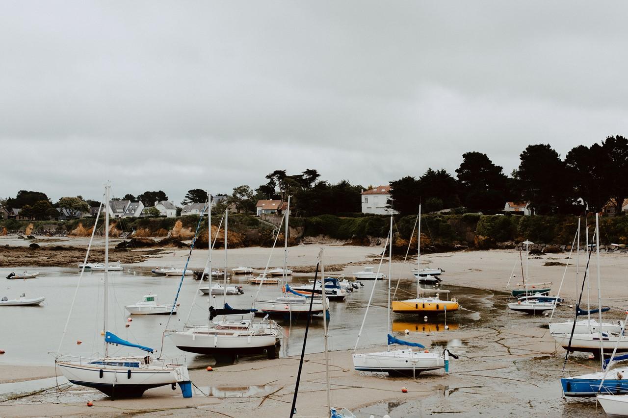 séance famille lifestyle mesquer paysage plage bateaux