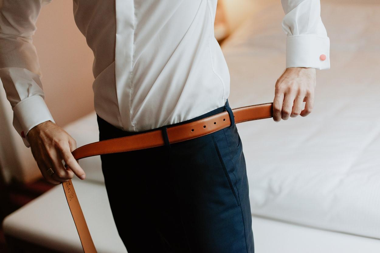 ceinture marié