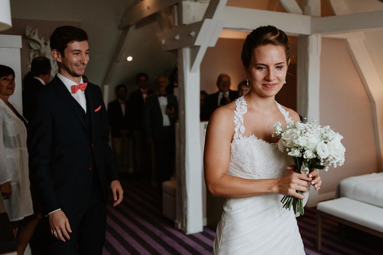 découverte robe mariée