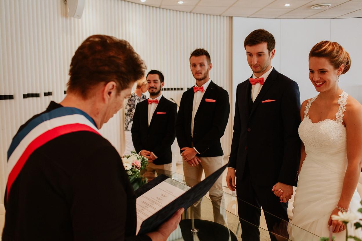 lecture code civile mariage mairie la baule