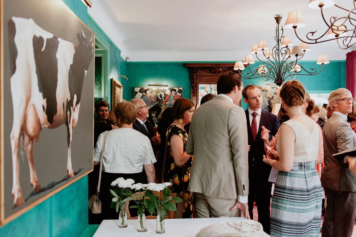 invités mariage st christophe la baule
