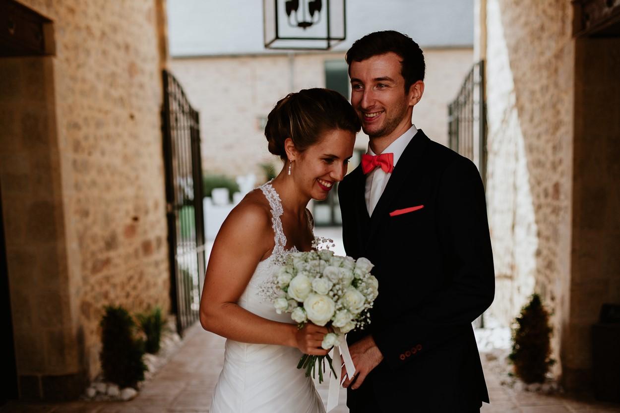 mariés ferme lauvergnac