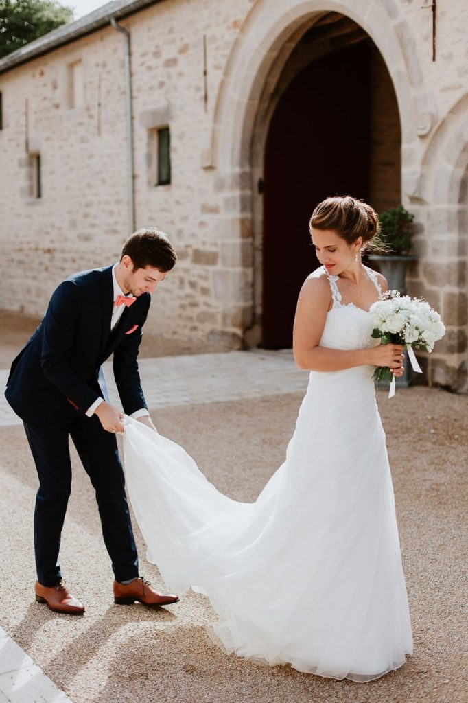 mariés ferme lauvergnac la turballe