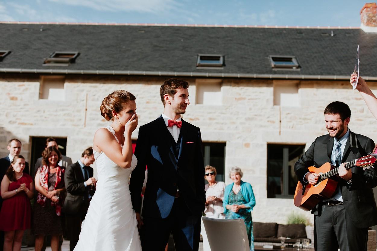 animation mariage ferme lauvergnac