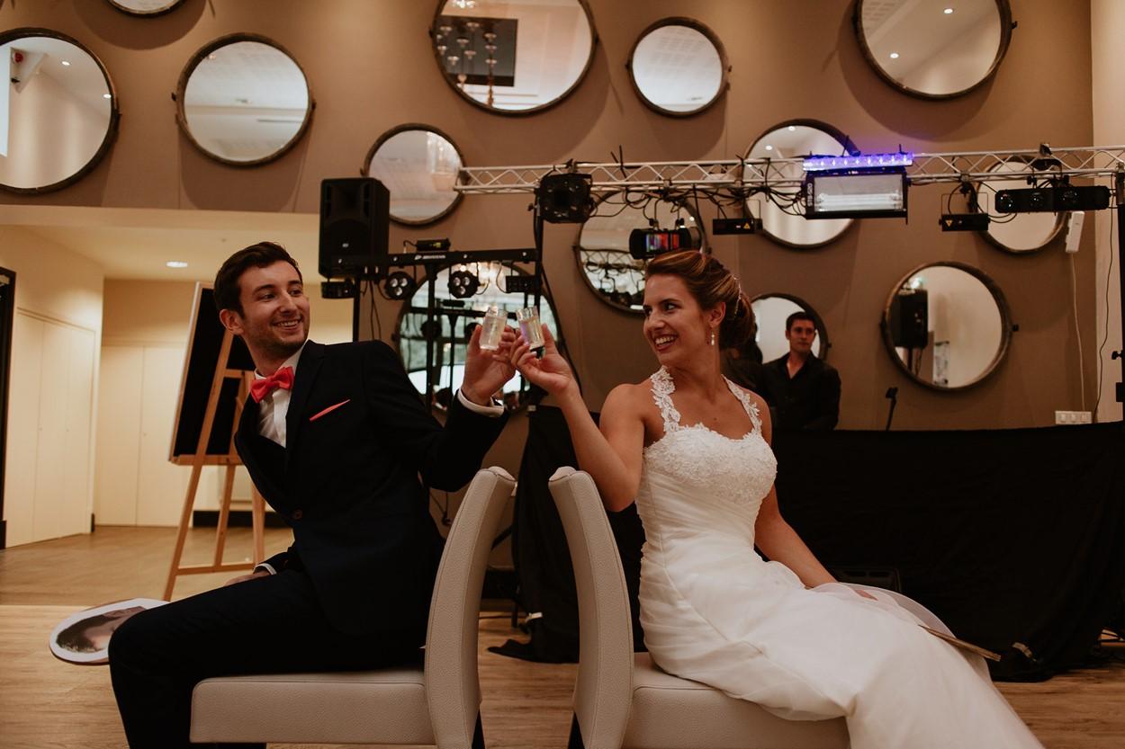 jeux mariés ferme lauvergnac