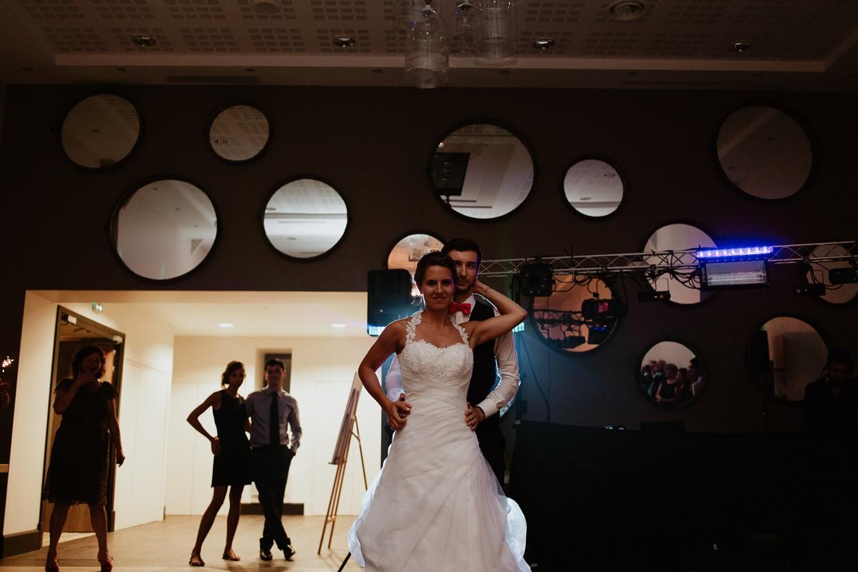 danse mariés ferme lauvergnac