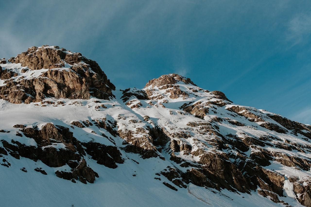 montagnes Alpes Val d'Isère