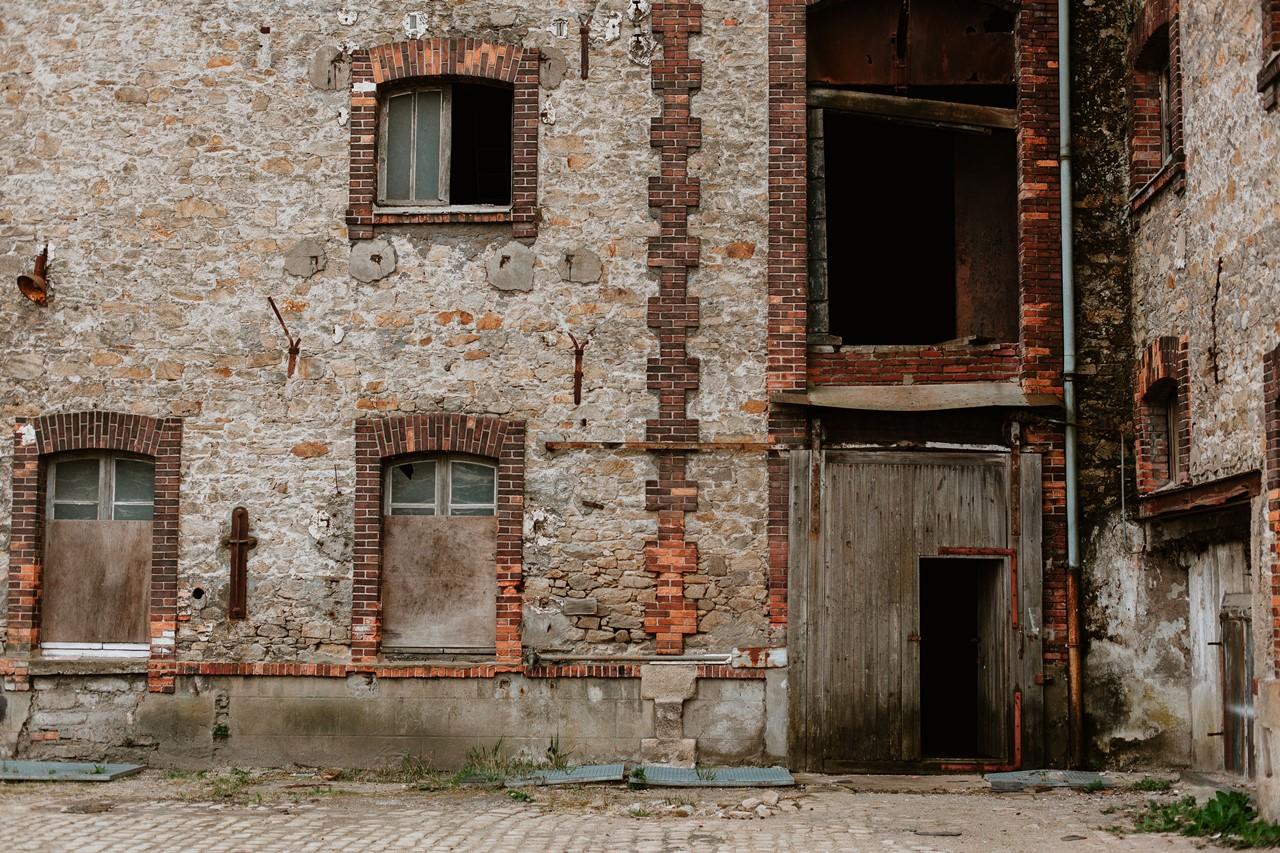 bâtiment désafecté chantenay nantes