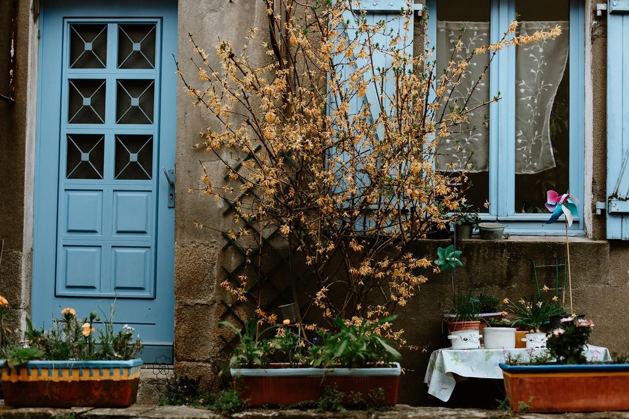 Trentemoult Nantes maison