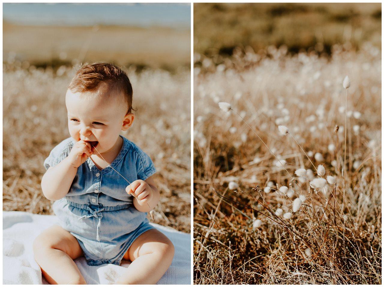 séance-photo-famille-Pen-Bron-portrait-bébé-détails-nature