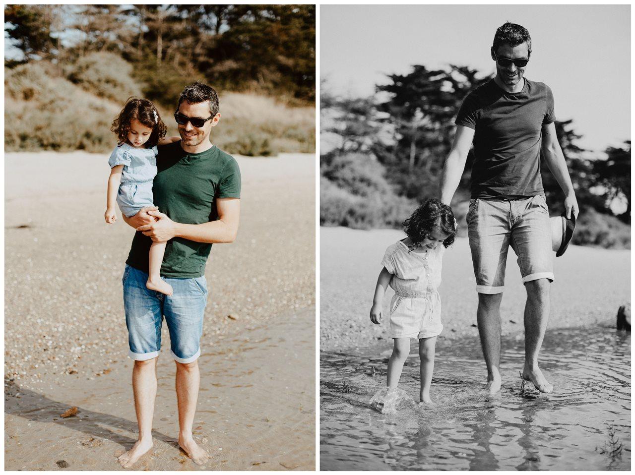 séance-photo-famille-Pen-Bron-portrait-papa-petite-fille-mer