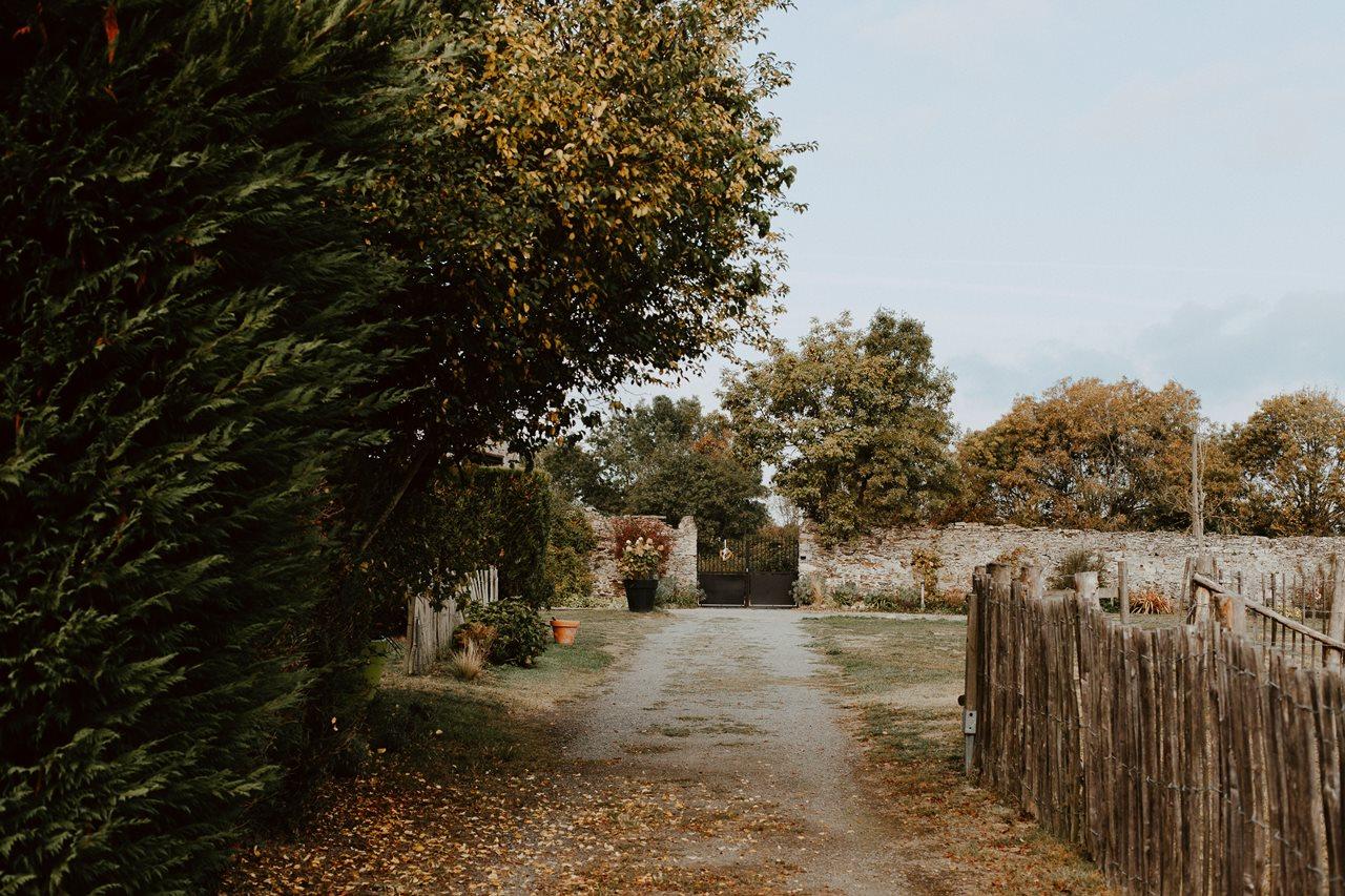 Photographie paysagage jardin guermiton
