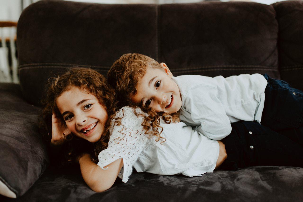 séance famille lifestyle portraits enfants