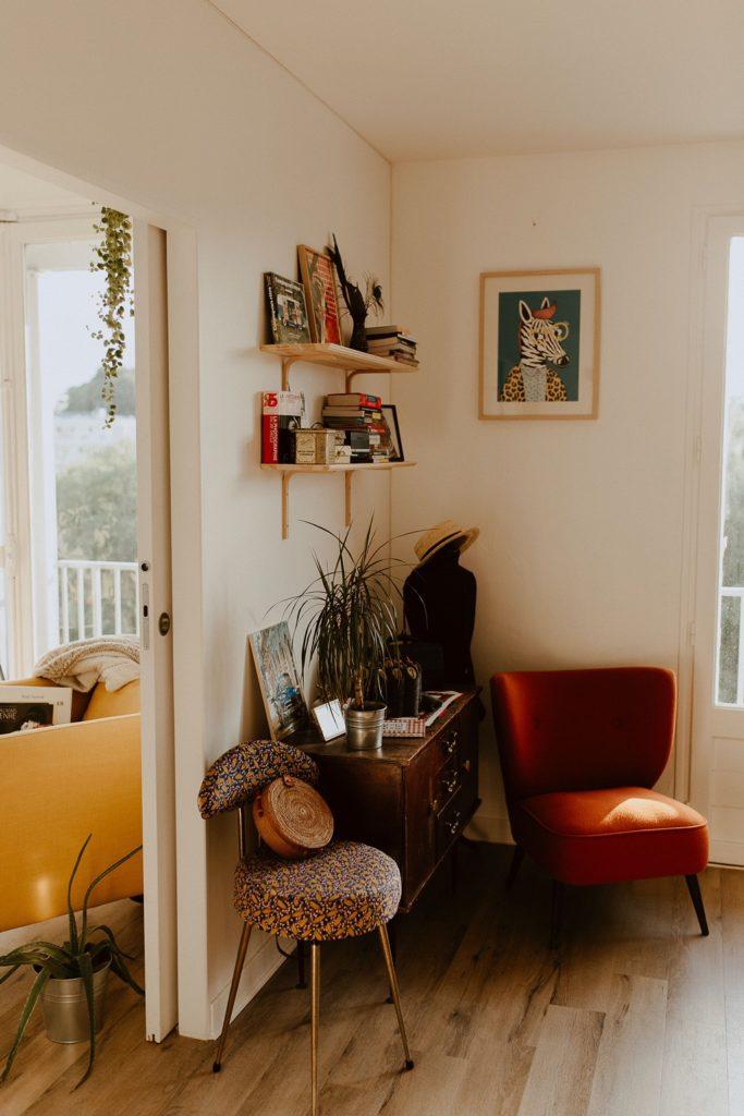 ameublement et décoration salon appartement