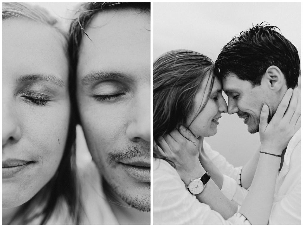 séance photo couple portrait amoureux